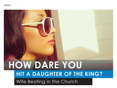 Wifebeating