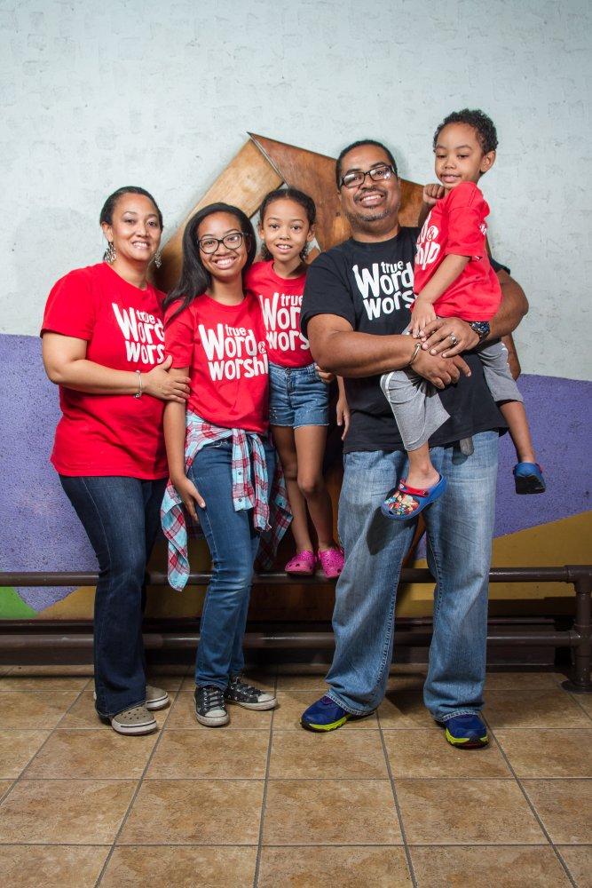 Tucker family