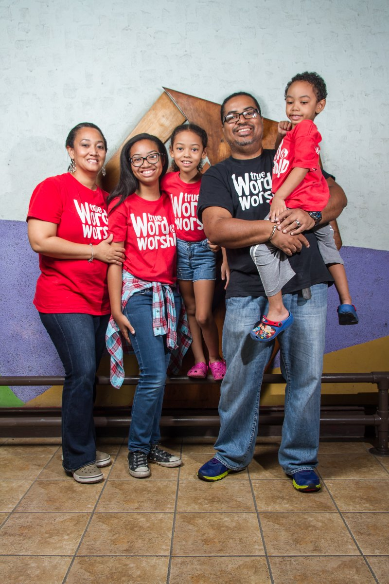 How Junior and Trudy Tucker navigate Starting a Church, Raising a Family and Loss