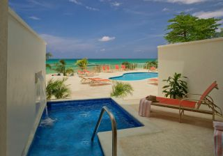 JRB I BR Oceanfront Plunge Pool and Jr Suite Plunge Pool