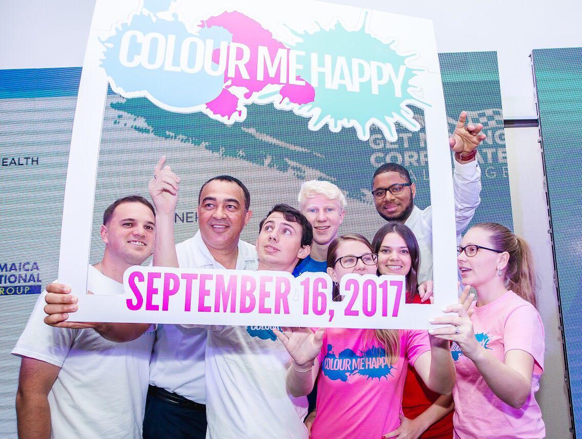 Colour Me Happy Photo